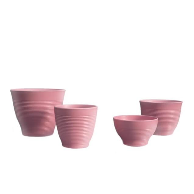 Victor Kedr carved pink haze